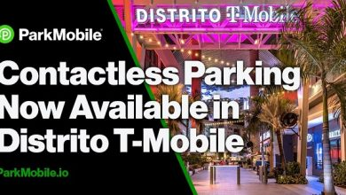 ParkMobile expands its presence to Puerto Rico and launches at DISTRITO T-Mobile offering contactless parking systems
