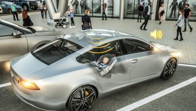 Continental cabin sensing: Interior sensors for sophisticated design and enhanced safety