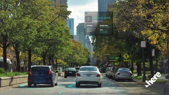Bridgestone and HERE collaborate to shape a sustainable future for mobility