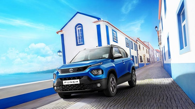 Tata Motors unveils the power-packed, PUNCH India's first sub-compact SUV